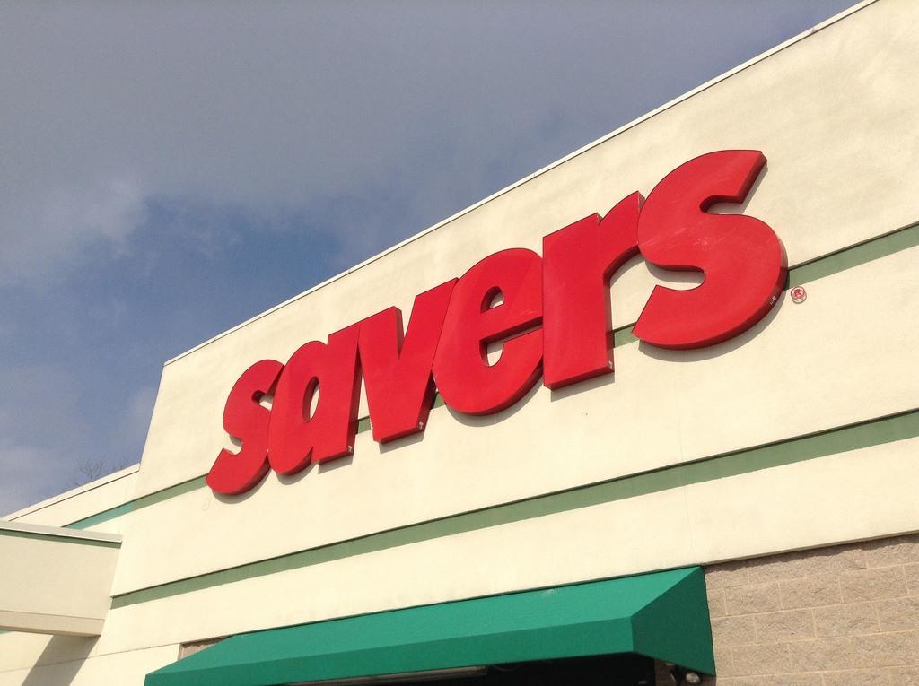 Savers Alaska Thrift Store Locations