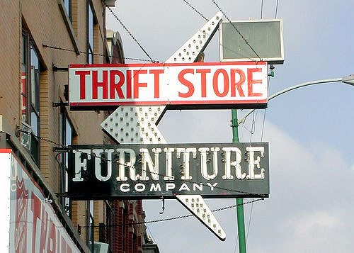 Best Thrift Stores Near Me | NYC LA Dallas Austin | Second Hand Resale